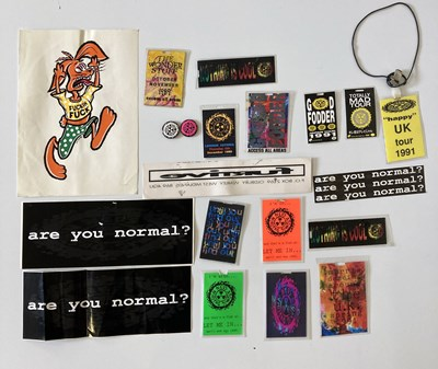 Lot 37 - NED'S ATOMIC DUSTBIN - PASSES 1989 - 1991.