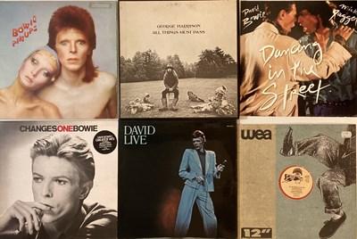 Lot 1120 - CLASSIC ROCK/ POP - LPs