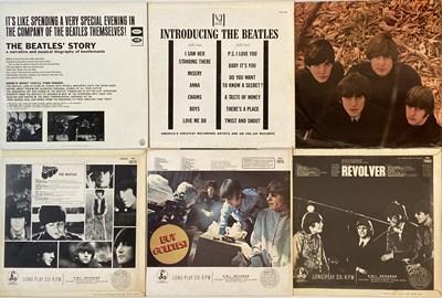 Lot 12 - THE BEATLES - 60s TITLE LPs
