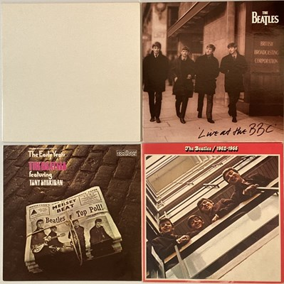 Lot 13 - THE BEATLES - COMPILATION LPs/LATER ISSUES