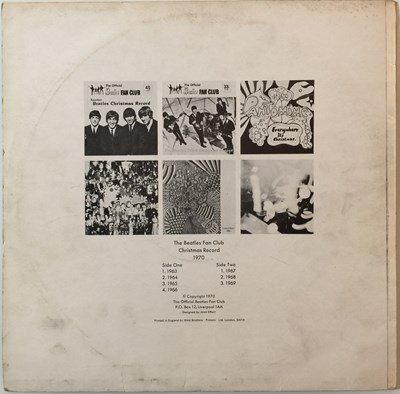 Lot 28 - THE BEATLES - FROM THEN TO YOU LP (ORIGINAL UK PRESSING - LYN 2153/2154)