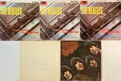 Lot 36 - THE BEATLES - UK STUDIO LPs