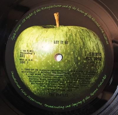 Lot 37 - THE BEATLES - LET IT BE LP (ORIGINAL UK 'PXS 1' SET)