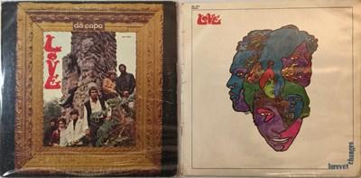 Lot 10 - LOVE - LP RARITIES