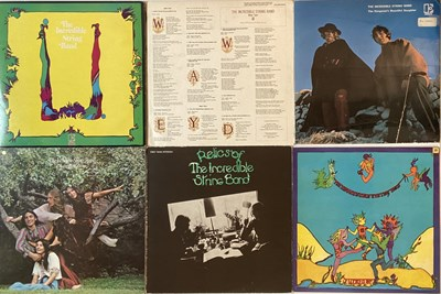 Lot 13 - THE INCREDIBLE STRING BAND - LPs