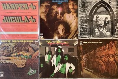 Lot 15 - EDGARD BROUGHTON BAND/ ROY HARPER - LPs