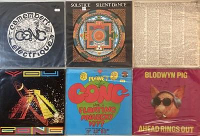 Lot 20 - KRAUT/ PROG/ CLASSIC - ROCK LPs