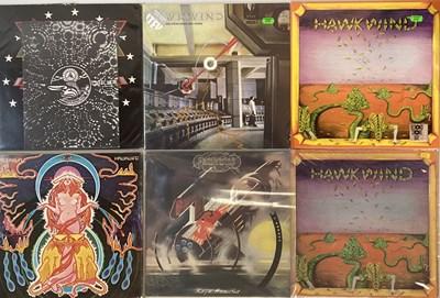 Lot 25 - HAWKWIND - LPs