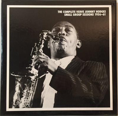 Lot 38 - JOHNNY HODGES - THE COMPLETE VERVE SMALL GROUP SESSIONS 1956-61 (MOSAIC 6 CD BOX SET - MD6-200)
