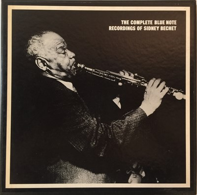 Lot 39 - SIDNEY BECHET - THE COMPLETE BLUE NOTE (MOSAIC 4 CD BOX SET - MD4-110)