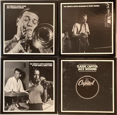 Lot 42 - CAPITOL RECORDS - MOSAIC PROMO CD BOX SETS