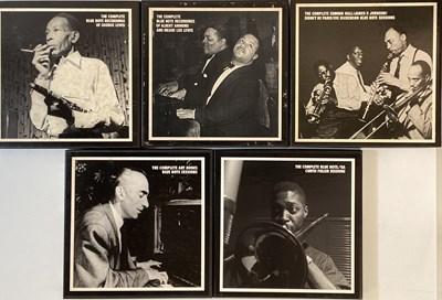Lot 45 - BLUE NOTE SESSIONS - MOSAIC CD BOX SETS