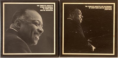 Lot 47 - COUNT BASIE - MOSAIC CD BOX SETS
