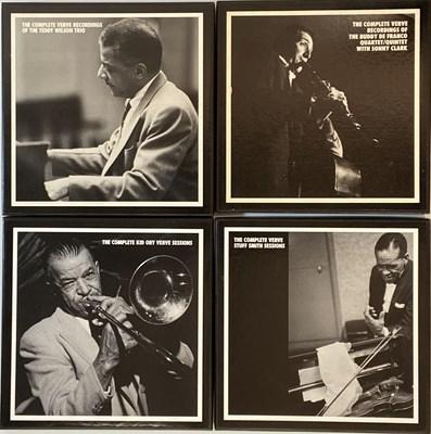 Lot 48 - COMPLETE VERVE RECORDS JAZZ - MOSAIC CD BOX SETS