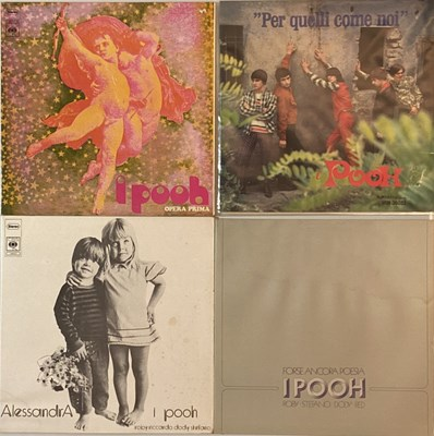 Lot 2 - I POOH - LPs