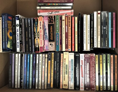 Lot 6 - ROCKABILLY/ROCK 'N' ROLL - CD COLLECTION