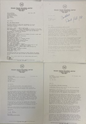 Lot 510 - THE SMITHS INTERVIEW REQUESTS