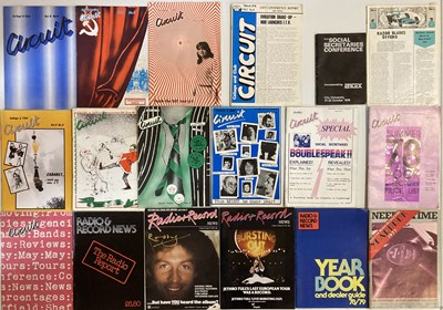 Lot 15 - 1970S MUSIC INDUSTRY MAGAZINES AND PRICE LISTS