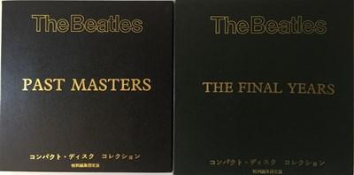 Lot 1-THE BEATLES - 'JBCD' JAPANESE EXPORT BOX SETS