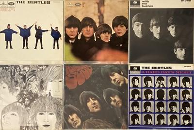 Lot 15-THE BEATLES - STUDIO LP COLLECTION
