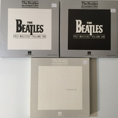 Lot 18-THE BEATLES - ON COMPACT DISC COLLECTION - BOX SETS