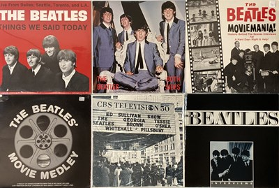 Lot 23-THE BEATLES - PRIVATE PRESSING LPS