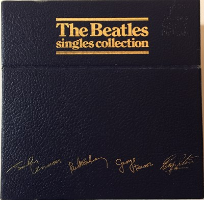 Lot 27-THE BEATLES - THE BEATLES SINGLE COLLECTION (BSCP 1)