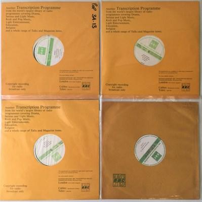 Lot 3-PAUL MCCARTNEY/THE BEATLES - BBC TRANSCRIPTION SERVICES LPs