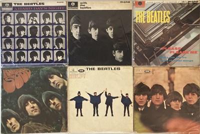 Lot 38-THE BEATLES - STUDIO LP COLLECTION (UK EARLY/ORIGINAL PRESSINGS)