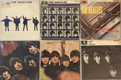 Lot 39-THE BEATLES - STUDIO LP COLLECTION (UK EARLY/ORIGINAL PRESSINGS)