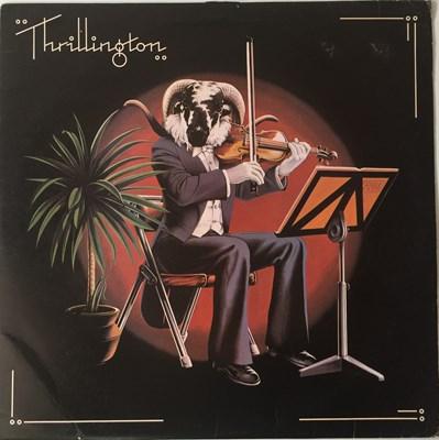 Lot 6-PAUL MCCARTNEY - THRILLINGTON LP (ORIGINAL UK PRESSING - REGAL ZONOPHONE EMC 3175)