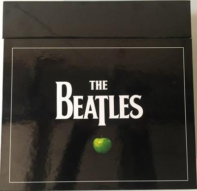 Lot 9-THE BEATLES - THE BEATLES (ORIGINAL STUDIO RECORDINGS 14 X ALBUM BOX SET 5099963380910)