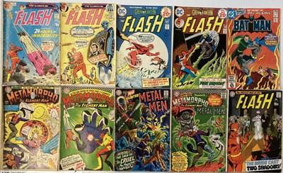 Lot 18-DC COMICS INC FLASH / BATMAN