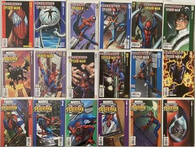 Lot 20-MARVEL - SPIDER MAN COMICS