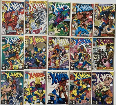 Lot 23-MARVEL COMICS - X-MEN AND RELATED