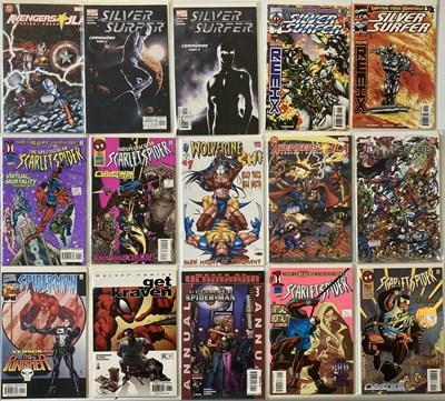 Lot 25-ASSORTED COMICS - WOLVERINE/KINGPIN