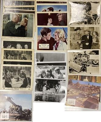 Lot 41 - UK LOBBY CARDS AND STILLS - BOLERO / OVERLAND