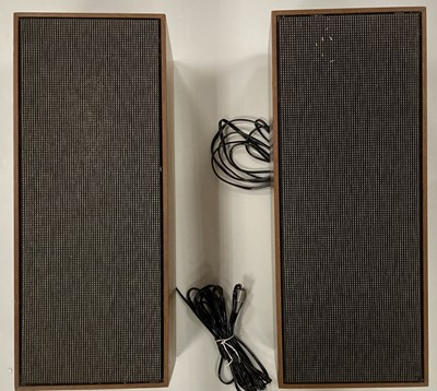 Lot 1 - BANG AND OLUFSEN BEOMASTER AND SPEAKERS