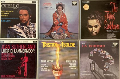 Lot 601 - CLASSICAL - UK STEREO EDITION BOX SET LPs