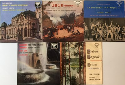 Lot 602 - CLASSICAL - DECCA 'SXL' ORIGINAL STEREO EDITION LPs