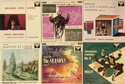 Lot 604 - CLASSICAL - DECCA 'SXL' ORIGINAL STEREO EDITION LPs