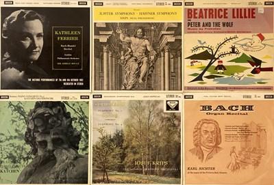 Lot 606 - CLASSICAL - DECCA SXL LPs (MAINLY ORIGINAL STEREO EDITIONS)