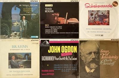 Lot 608 - CLASSICAL - HMV ORIGINAL UK STEREO EDITION LPs