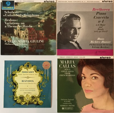 Lot 609 - CLASSICAL - COLUMBIA ORIGINAL STEREO EDITION LPs