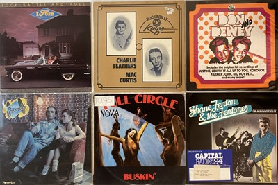Lot 10 - ROCK N ROLL/ BILL HALEY - LPs