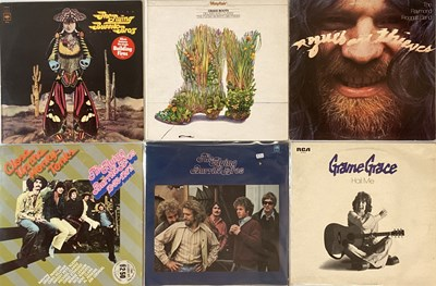 Lot 11 - FOLK & COUNTRY - LPs