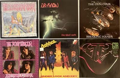 Lot 12 - ROCK/ PROG/ METAL - LPs
