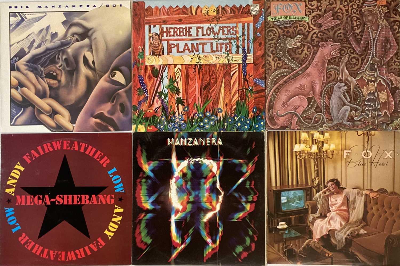 Lot 15 - ROCK / POP - 70s ARTISTS LPs
