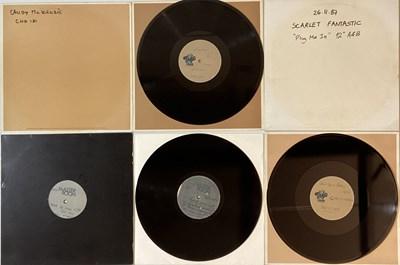 Lot 18 - SOUL/ FUNK/ REGGAE/ DISCO/ POP - ACETATES