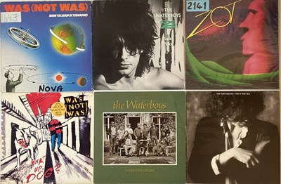 Lot 20 - PUNK/ NEW WAVE - LPs.
